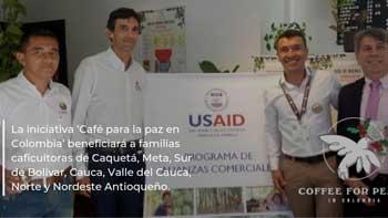 FNC y USAID se unen para impulsar la producción y promoción de microlotes de zonas de posconflicto
