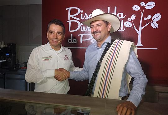 CAFE RISARALDA TIENDAS COMITE DIVERSIDAD PERFILES COMITE JUAN VALDEZ PEREIRA