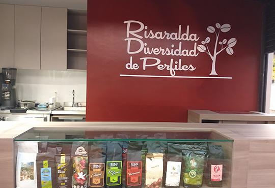 CAFE TIENDA RISARALDA DIVERSIDAD PERFILES PEREIRA LA REBECA