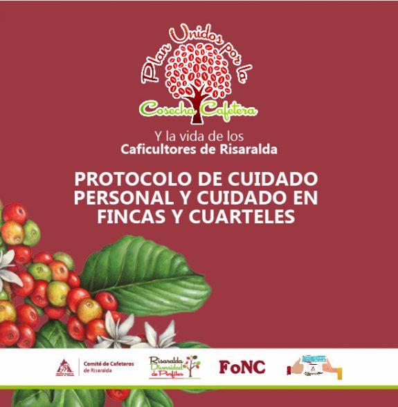 Protocolo de cuidado personal para caficultores