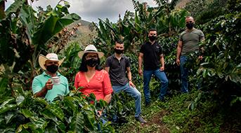 El Paraíso entre Montañas, protagonista en Magazín Cafetero