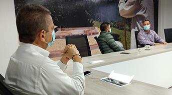 Diputados conocieron cómo está el panorama de la caficultura de Risaralda