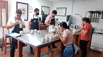 Se fortalece más la cadena del café en Risaralda